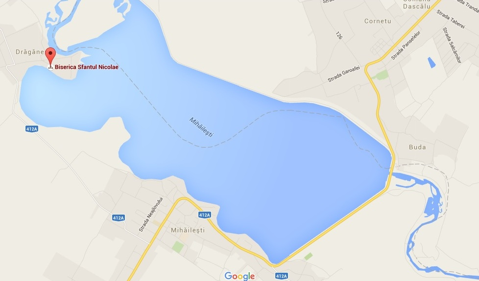 draganescu map