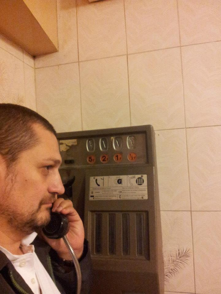 telefon penitenciar